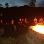 Fire pit Stories