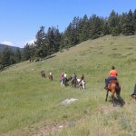 Horseback riding Weekend